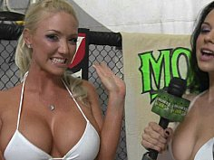 Tiited Molly vs. Naked Havoc