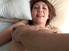 Mao and her puffy nipples