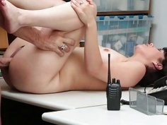 Penelope Reed punished for a hot sex