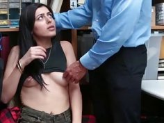 Horny chick Audrey Royal wanted to be fucked hard dick